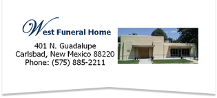 West Funeral Home